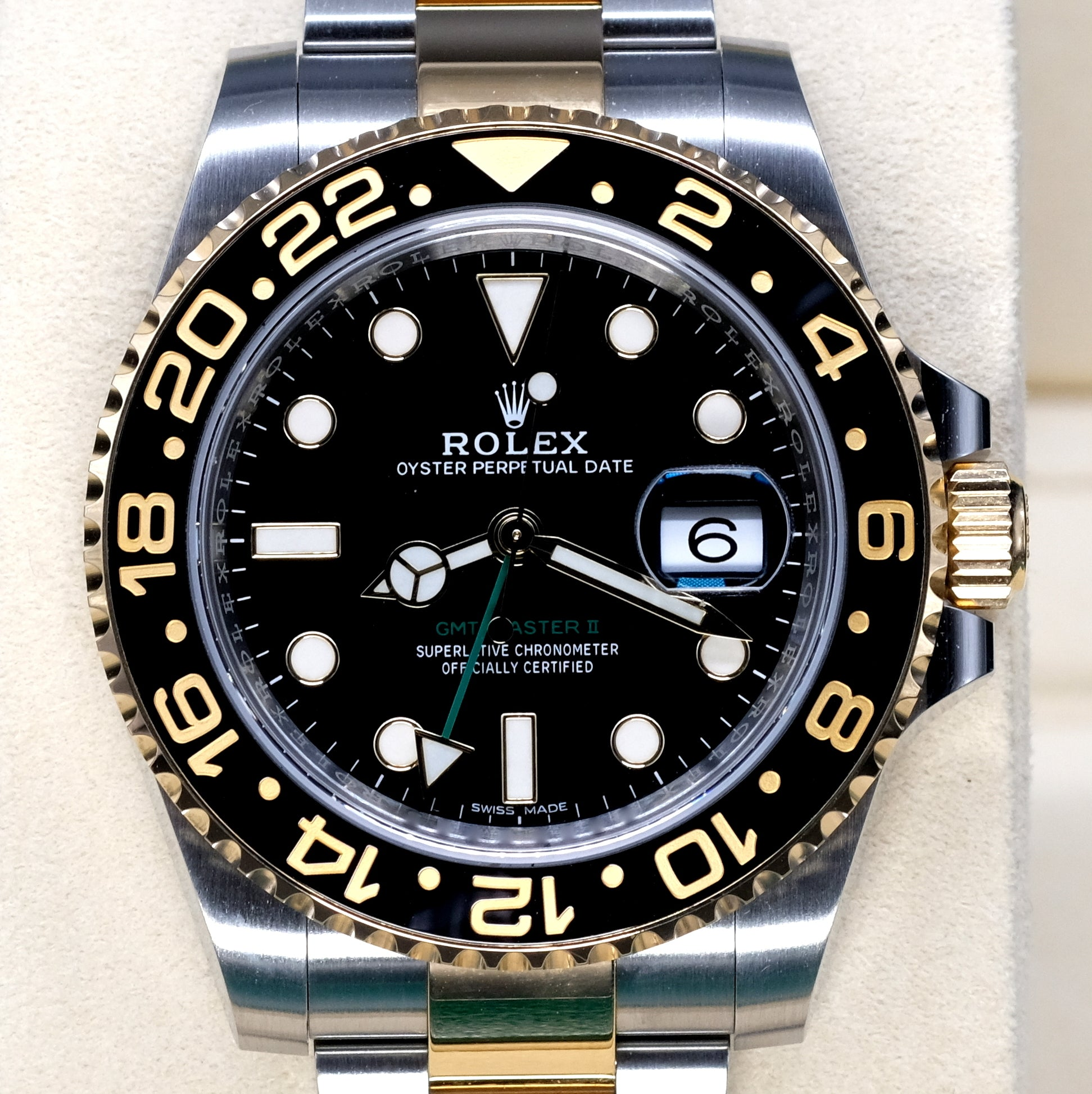 [Pre-Owned Watch] Rolex GMT-Master II 40mm 116713LN (888) (Out of Production)