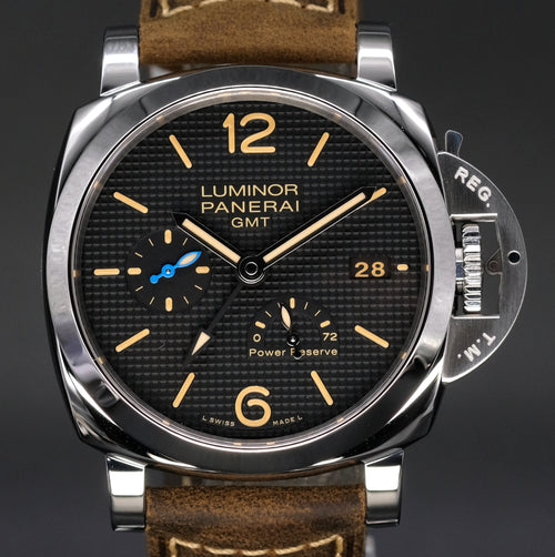 [Brand New Watch] Panerai Luminor 1950 3 Days GMT Automatic Acciaio 42mm PAM01537