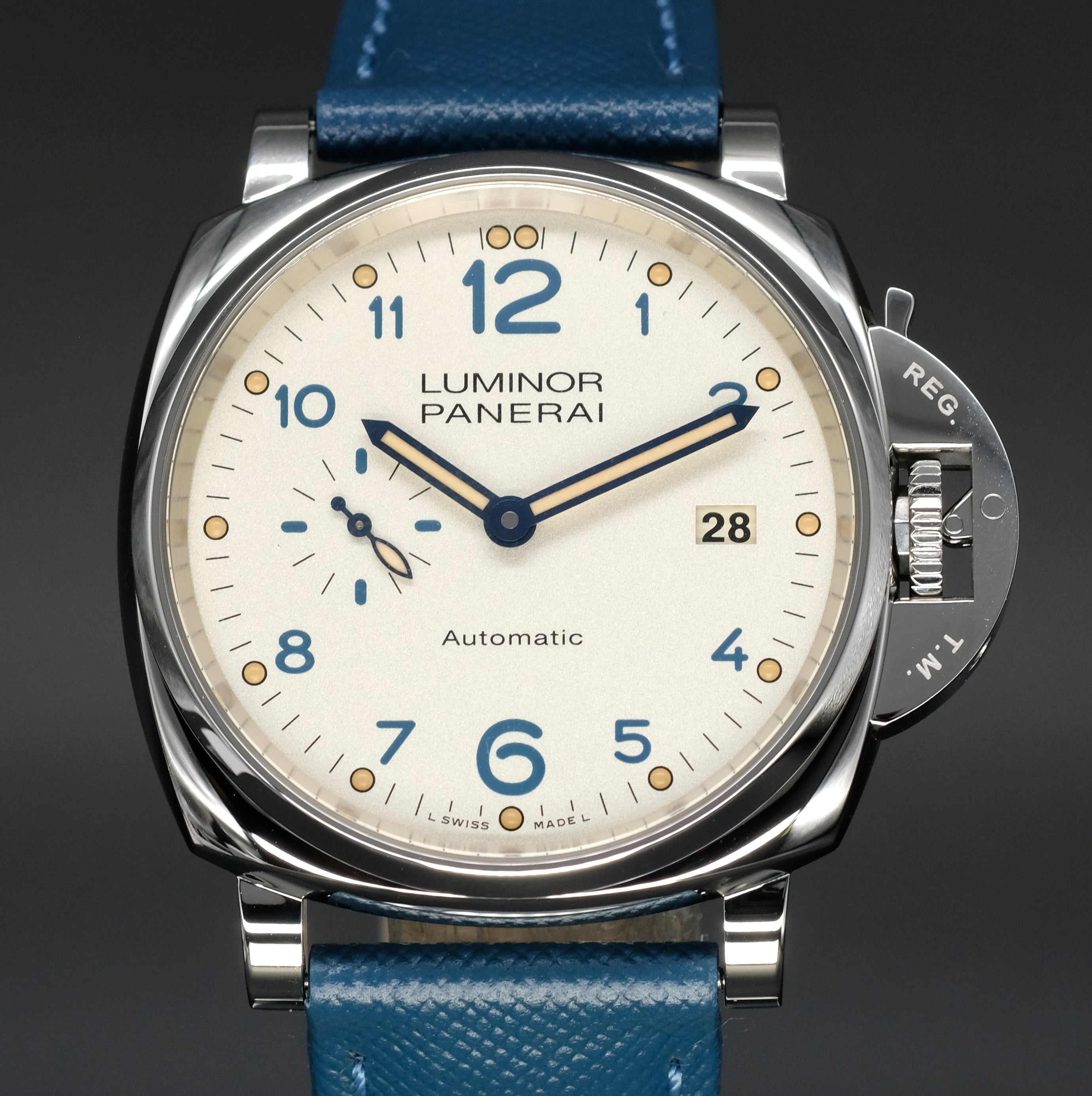 [Brand New Watch] Panerai Luminor Due 3 Days Automatic Acciaio 42mm PAM00906