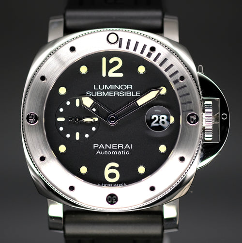 [Brand New Watch] Panerai Luminor Submersible Automatic Acciaio 44mm PAM01024