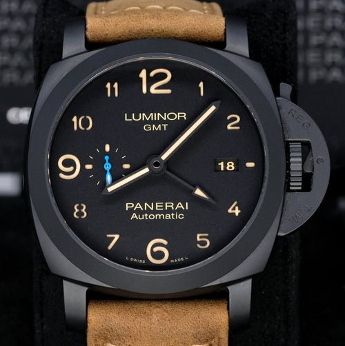 [Pre-Owned Watch] Panerai Luminor 1950 3 Days GMT Automatic Ceramica 44mm PAM01441