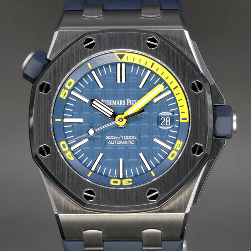 [Brand New Watch] Audemars Piguet Royal Oak Offshore Diver 42mm 15710ST.OO.A027CA.01