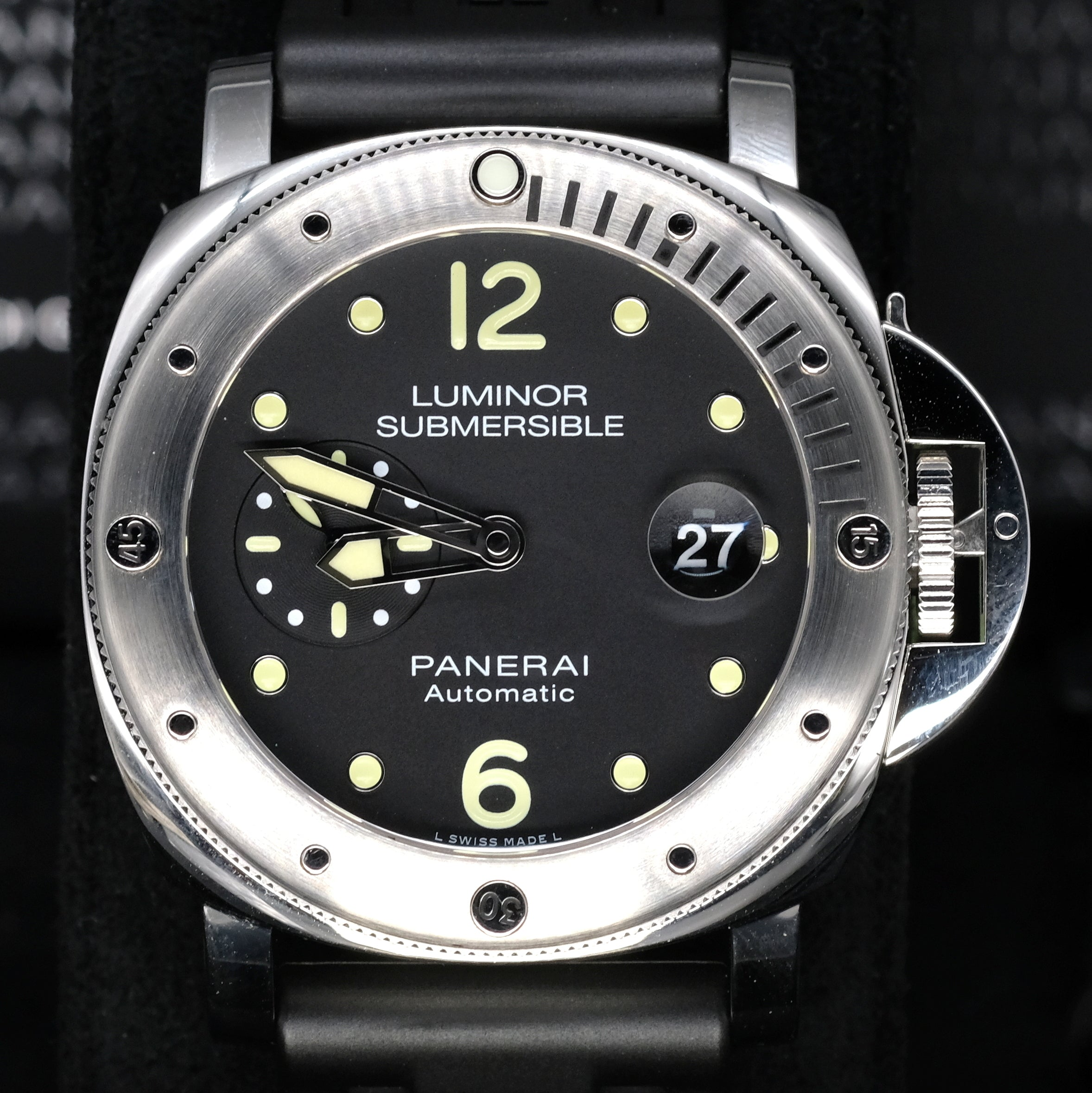 [Pre-Owned Watch] Panerai Luminor Submersible Automatic Acciaio 44mm PAM01024