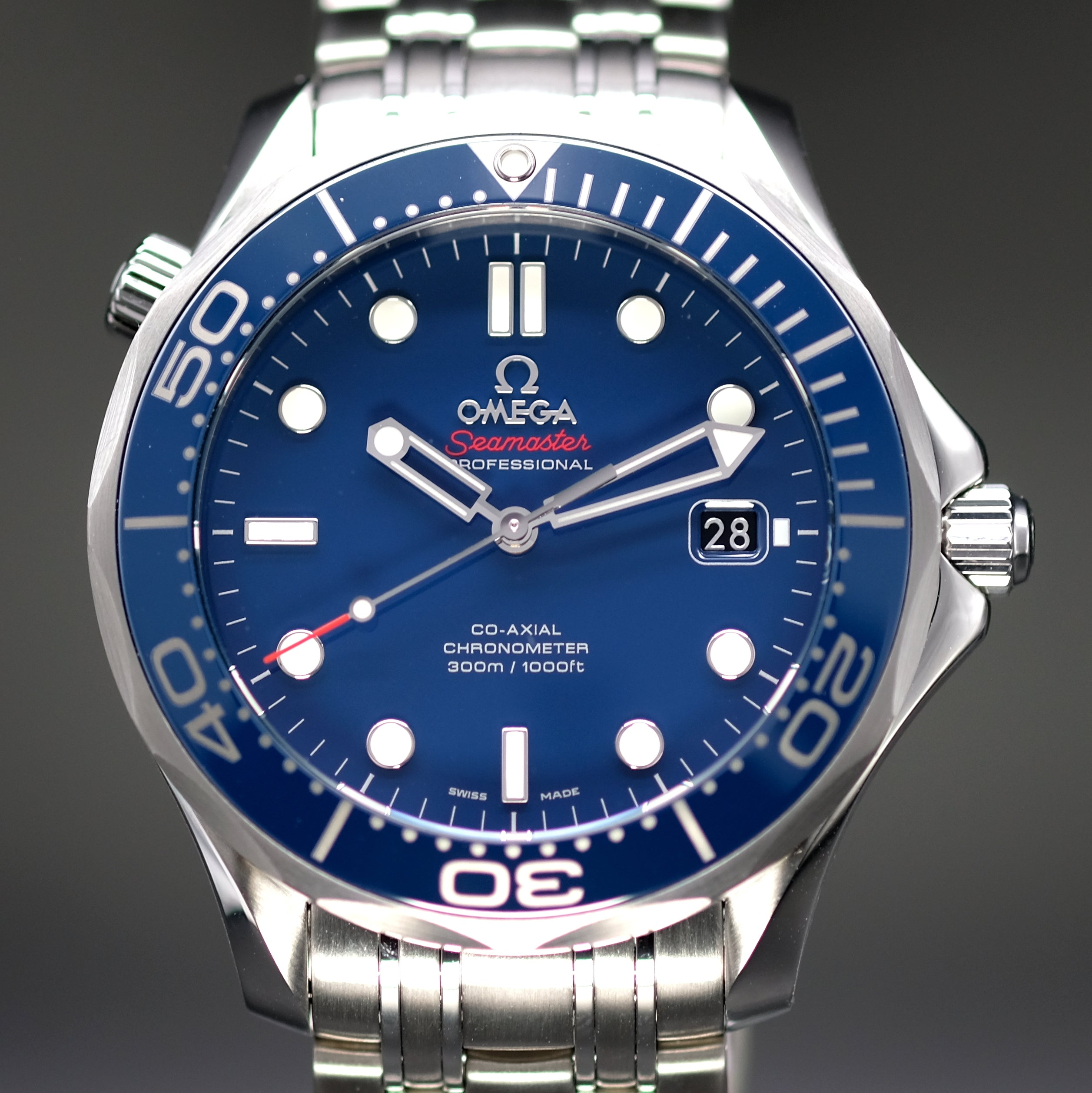 [Brand New Watch] Omega Seamaster Diver 300m Co-Axial 41m 212.30.41.20.03.001