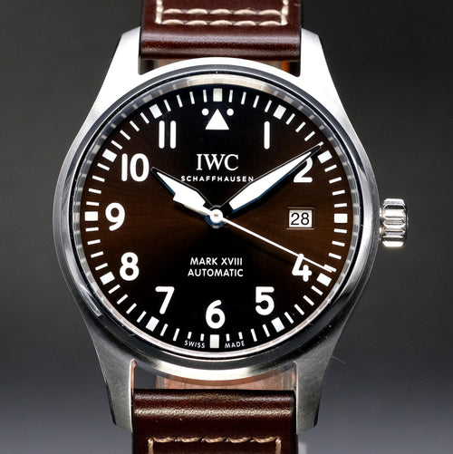 "[Brand New Watch] IWC Pilot's Watch Mark XVIII Edition ""Antoine de Saint"" 40mm IW327003"