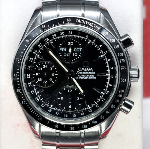 [Pre-Owned Watch] Omega Speedmaster Date / Day-Date Chronograph 40mm 3220.50.00 (Out of Production)