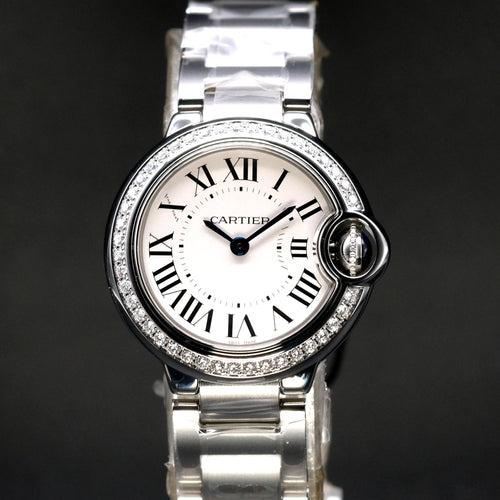 [Brand New Watch] Cartier Ballon Bleu de Cartier Watch 28mm W4BB0015