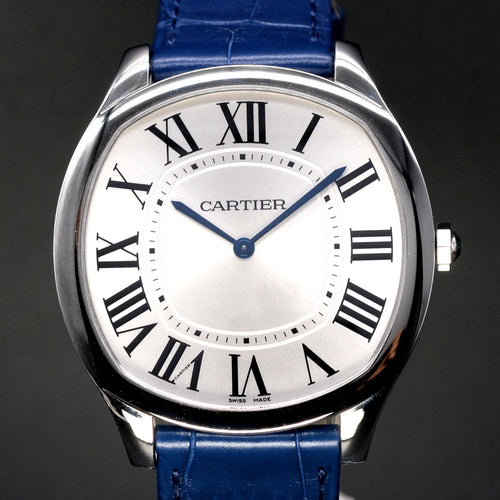 [Brand New Watch] Cartier Drive de Cartier Extra-Flat Watch 38mm WSNM0011