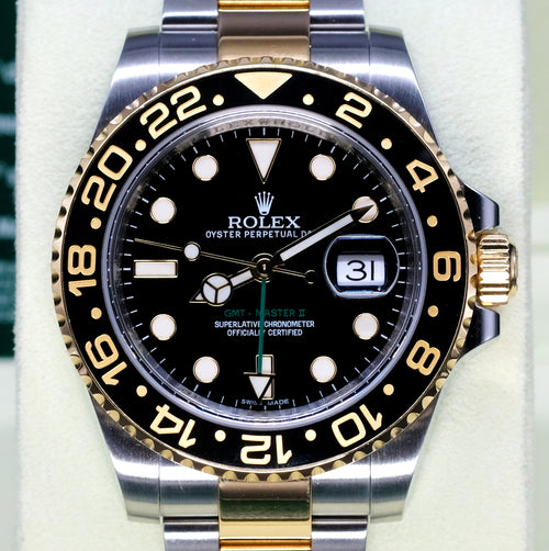 [Pre-Owned Watch] Rolex GMT-Master II 40mm 116713LN (Out of Production) (888)