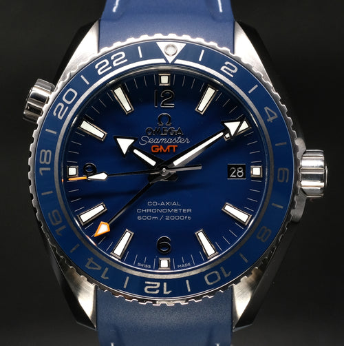 [Brand New Watch] Omega Seamaster Planet Ocean 600m Co-Axial GMT 43.5mm 232.92.44.22.03.001