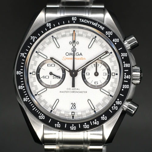 [Brand New Watch] Omega Speedmaster Racing Omega Co-Axial Master Chronometer Chronograph 44.25mm 329.30.44.51.04.001