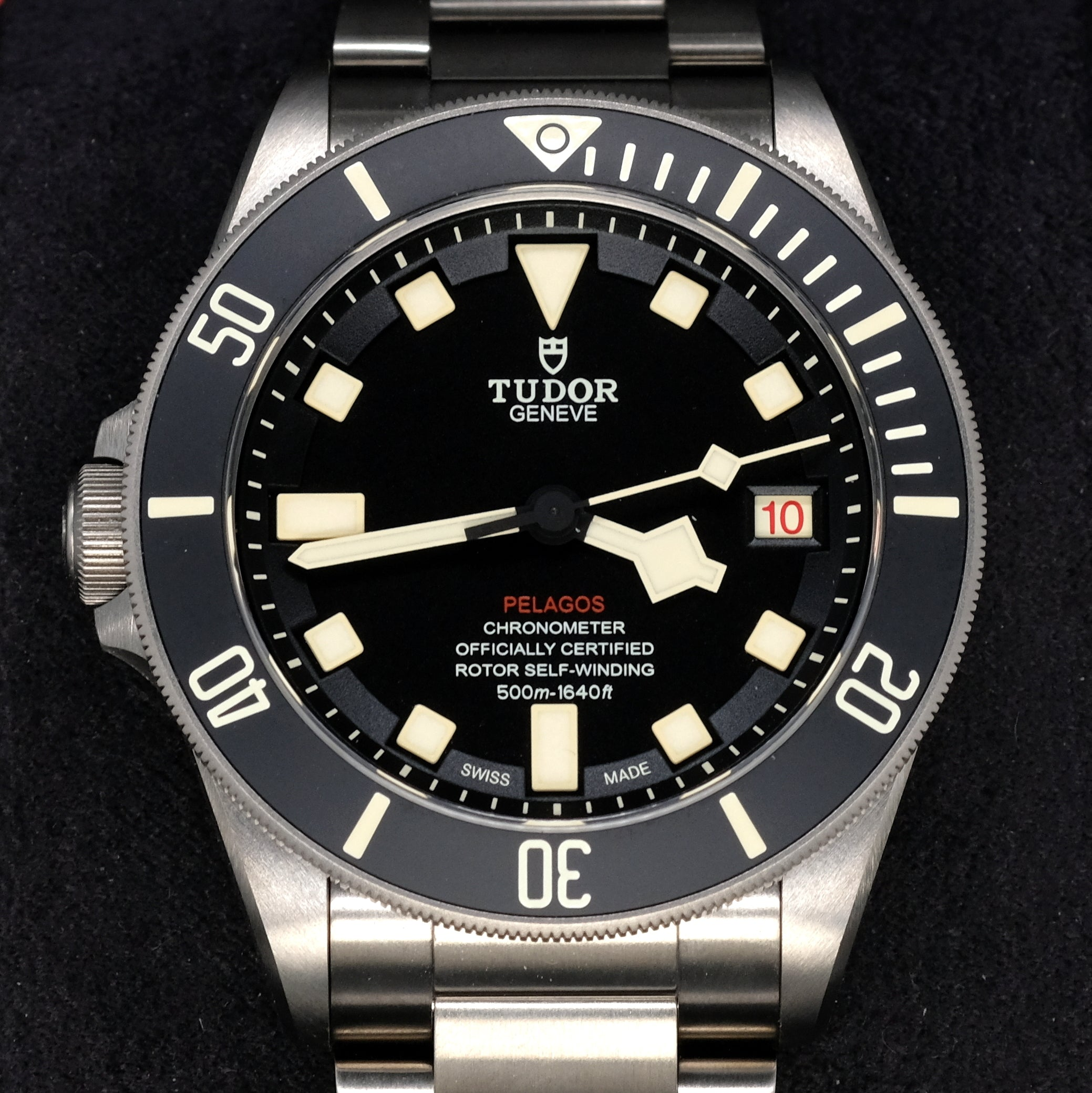 [Pre-Owned Watch] Tudor Pelagos LHD 42mm 25610TNL