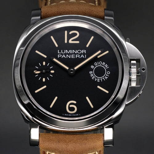 [Brand New Watch] Panerai Luminor Marina 8 Days Acciaio 44mm PAM00590