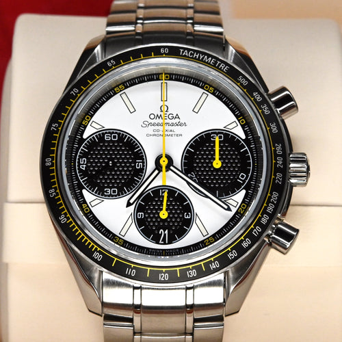 [Pre-Owned Watch] Omega Speedmaster Racing Co-Axial Chronometer Chronograph 40mm 326.30.40.50.04.001 (Out of Production)