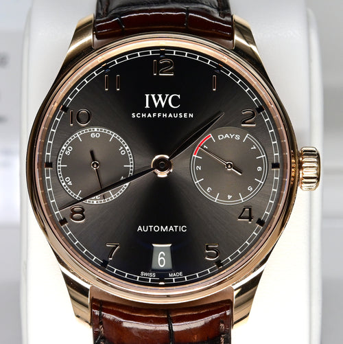 [Pre-Owned Watch] IWC Portugieser Automatic 42mm IW500702