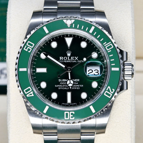 [Pre-Owned Watch] Rolex Submariner Date 40mm 116610LV (Out of Production)