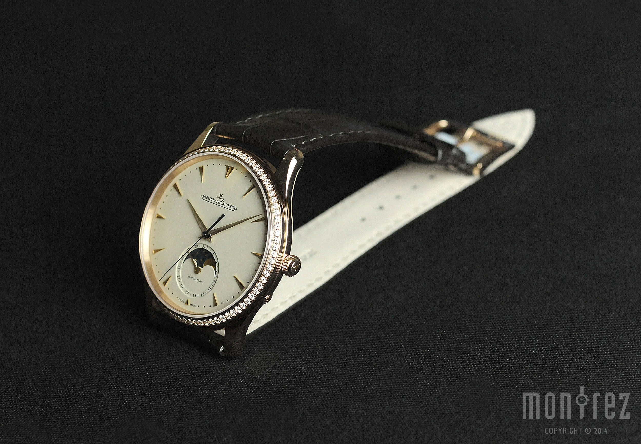 Jaeger-LeCoultre Master Ultra Thin Moon 39mm Q1362501