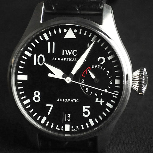 [Brand New Watch] IWC Big Pilot's Watch 46mm IW500901 (Out of Production)