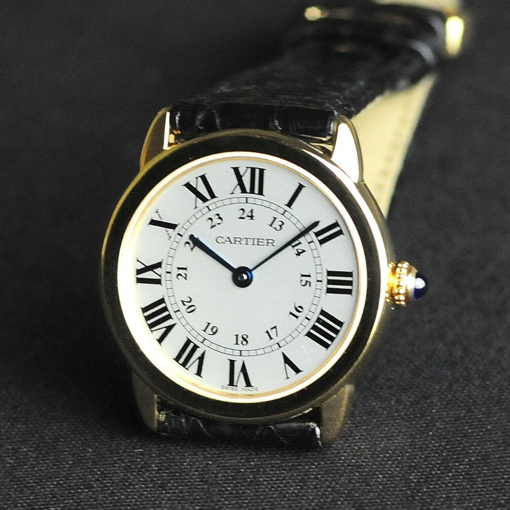 [Brand New Watch] Cartier Ronde Solo de Cartier Watch Small Model 29.5mm W6700355