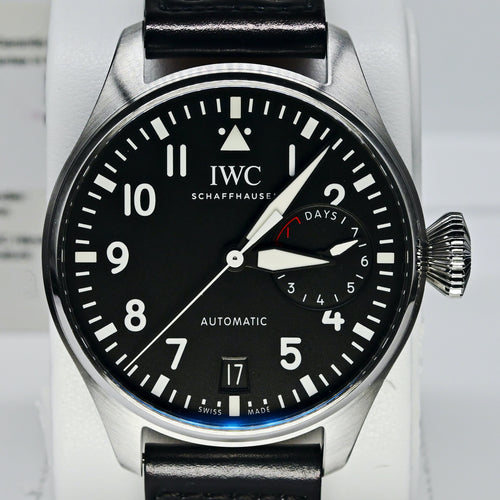 [Pre-Owned Watch] IWC Big Pilot's Watch 46mm IW500912