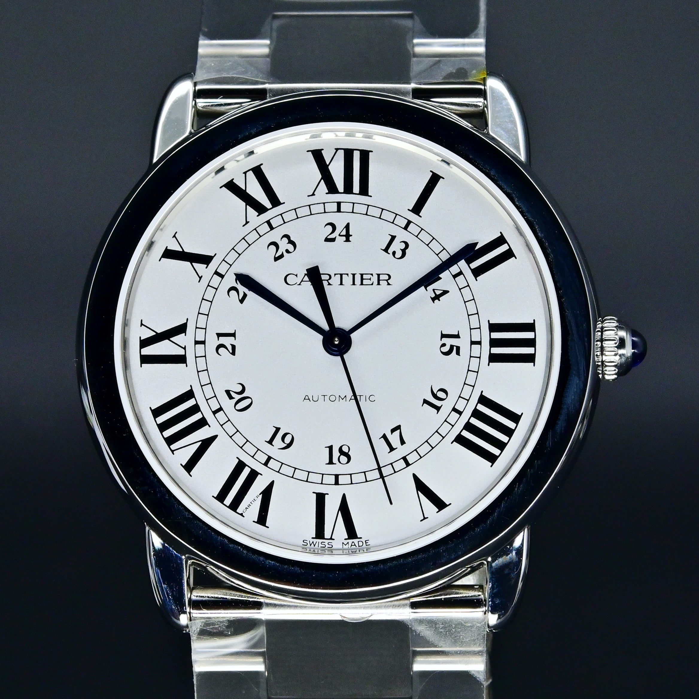 [Brand New Watch] Cartier Ronde Solo Watch 36mm WSRN0012