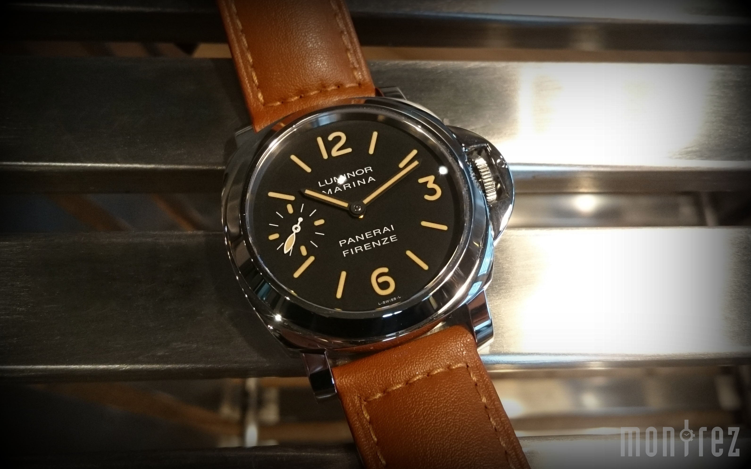 Panerai Luminor Marina 44mm PAM00001 (Firenze Boutique Edition)