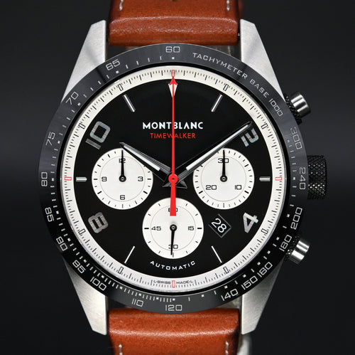 [Brand New Watch] Montblanc TimeWalker Manufacture Chronograph 43mm 119942