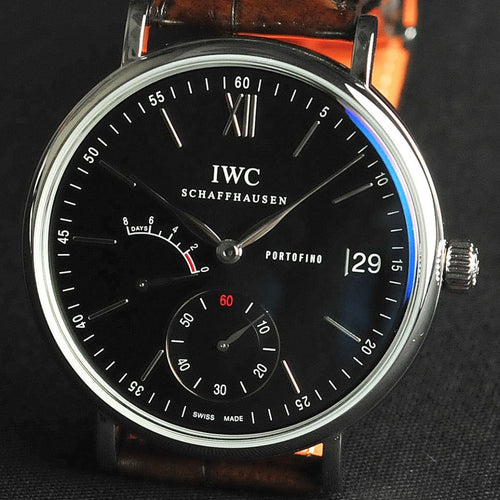 IWC Portofino Hand-Wound Eight Days 45mm IW510102
