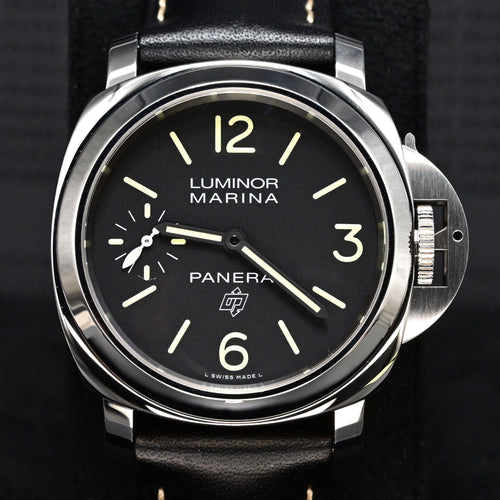 [Pre-Owned Watch] Panerai Luminor Marina Logo 3 Days Acciaio 44mm PAM00776