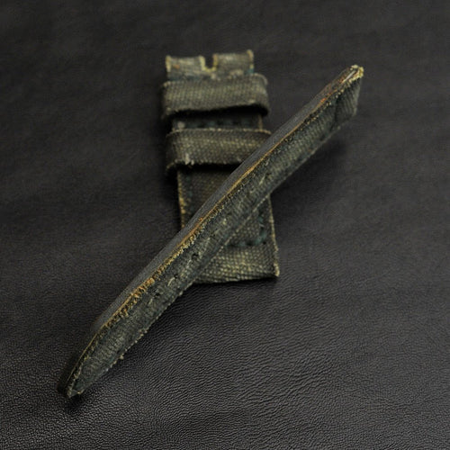 [Brand New Accessories] Gunny Straps Canvas Verte