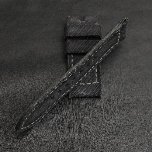 [Brand New Accessories] Gunny Straps Canvas Noir