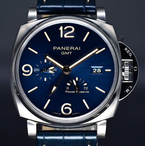 [Brand New Watch] Panerai Luminor Due GMT Power Reserve 45mm PAM00964