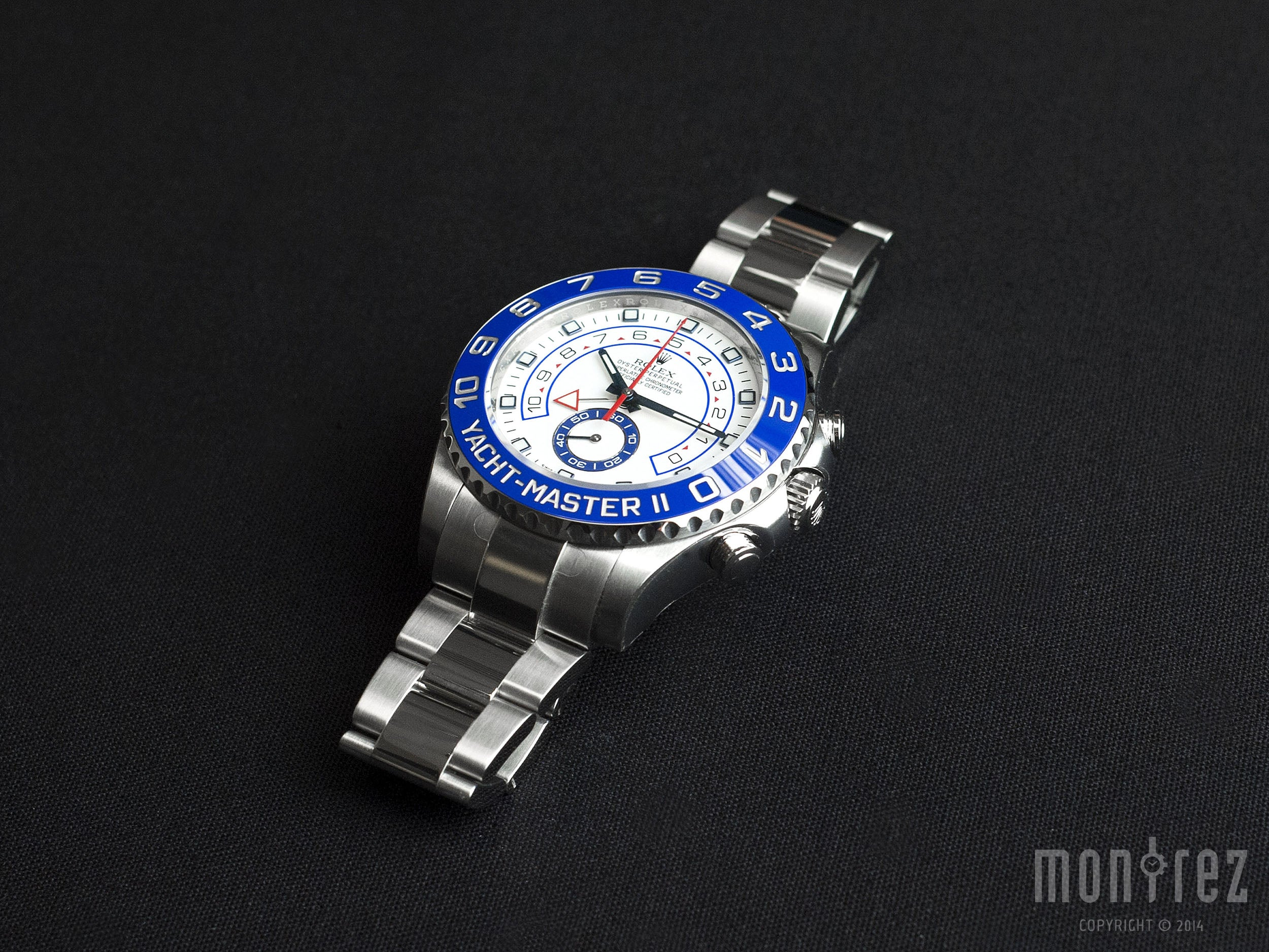 Rolex Yacht-Master II 44mm 116680 (Out of Production)