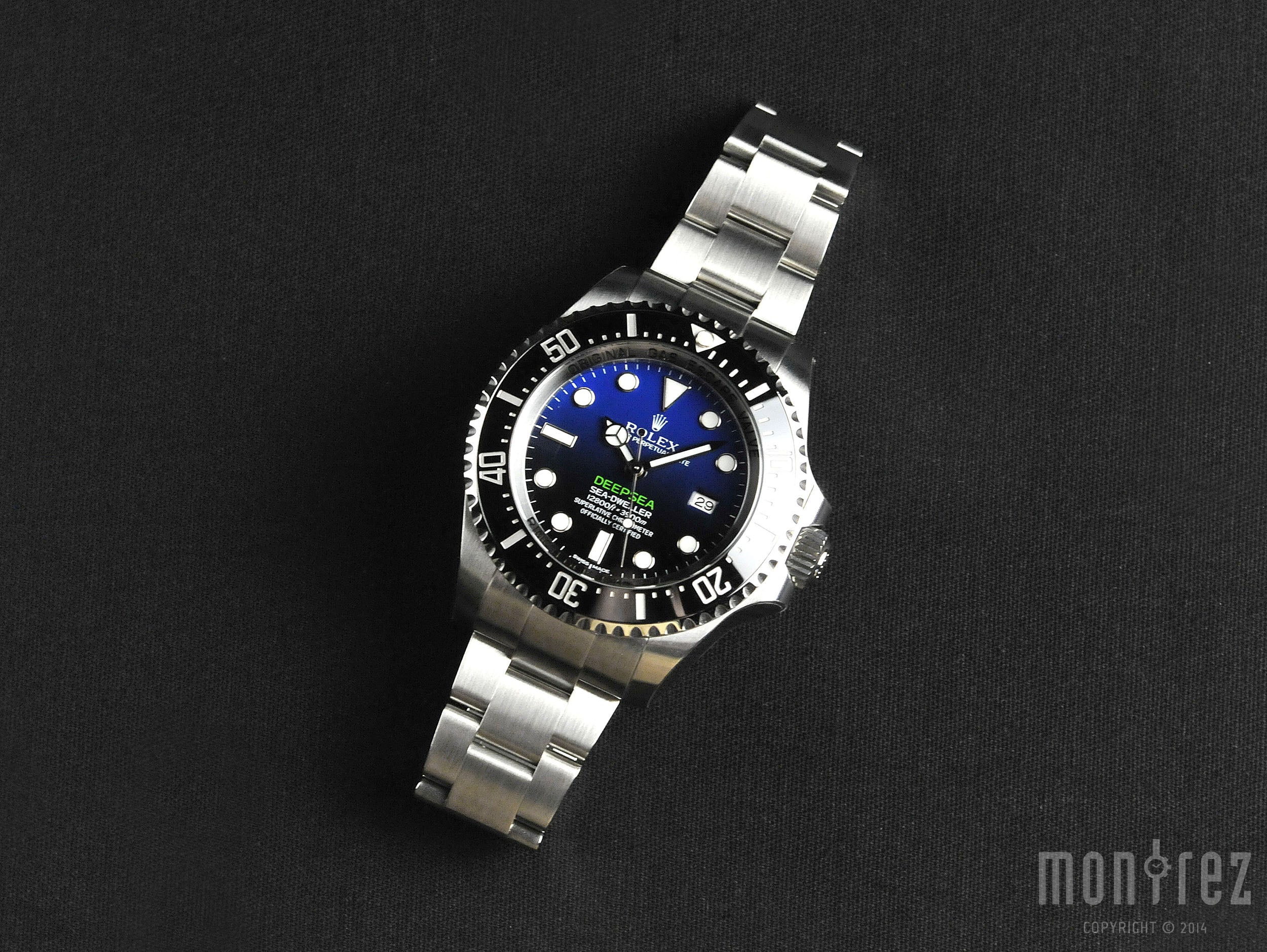 Rolex Deepsea 44mm 116660 D-Blue Dial (Out of Production)