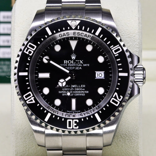 [Pre-Owned Watch] Rolex Deepsea 44mm 116660 Black Dial (Out of Production) (888)