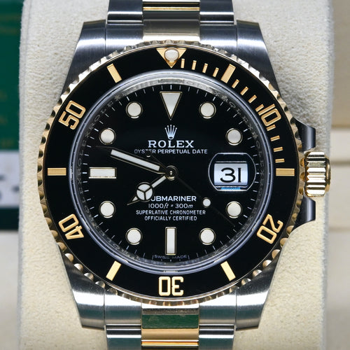 [Pre-Owned Watch] Rolex Submariner Date 40mm 116613LN