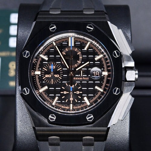 [Pre-Owned Watch] Audemars Piguet Royal Oak Offshore Chronograph 44mm 26405CE.OO.A002CA.02