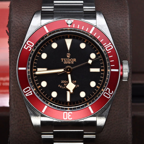 [Pre-Owned Watch] Tudor Heritage Black Bay 41mm 79220R (Steel Bracelet) (Out of Production)