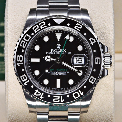 [Pre-Owned Watch] Rolex GMT-Master II 40mm 116710LN (Out of Production) (888)