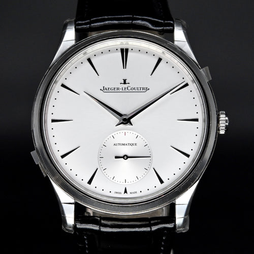 [Brand New Watch] Jaeger-LeCoultre Master Ultra Thin Small Seconds 39mm Q1218420