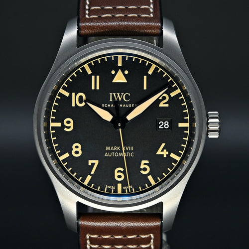 [Brand New Watch] IWC Pilot's Watch Mark XVIII Heritage 40mm IW327006