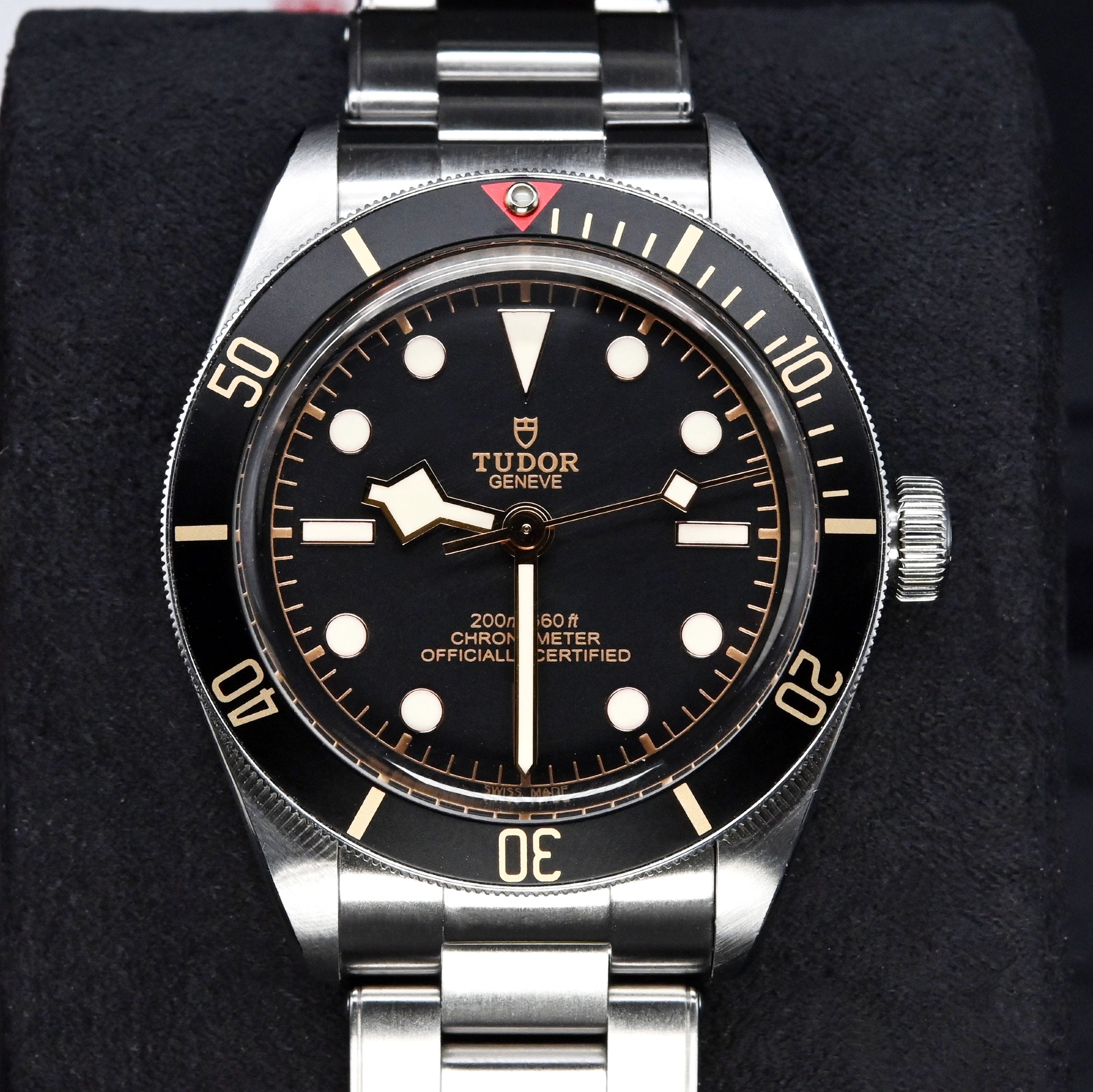 [Pre-Owned Watch] Tudor Black Bay Fifty-Eight 39mm 79030N (Steel Bracelet)