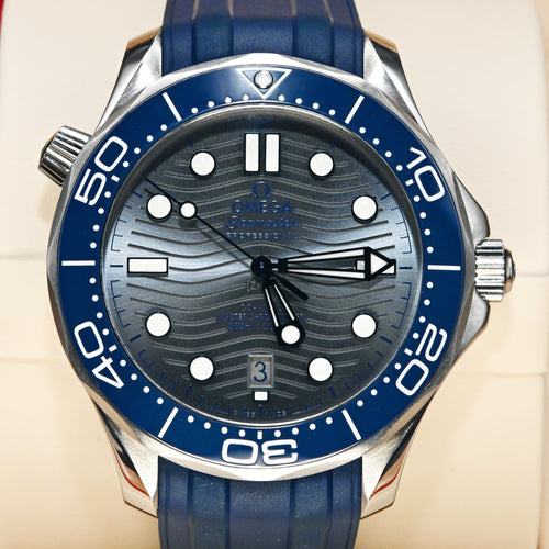 [Pre-Owned Watch] Omega Seamaster Diver 300m Co-Axial Master Chronometer 42mm 210.32.42.20.06.001