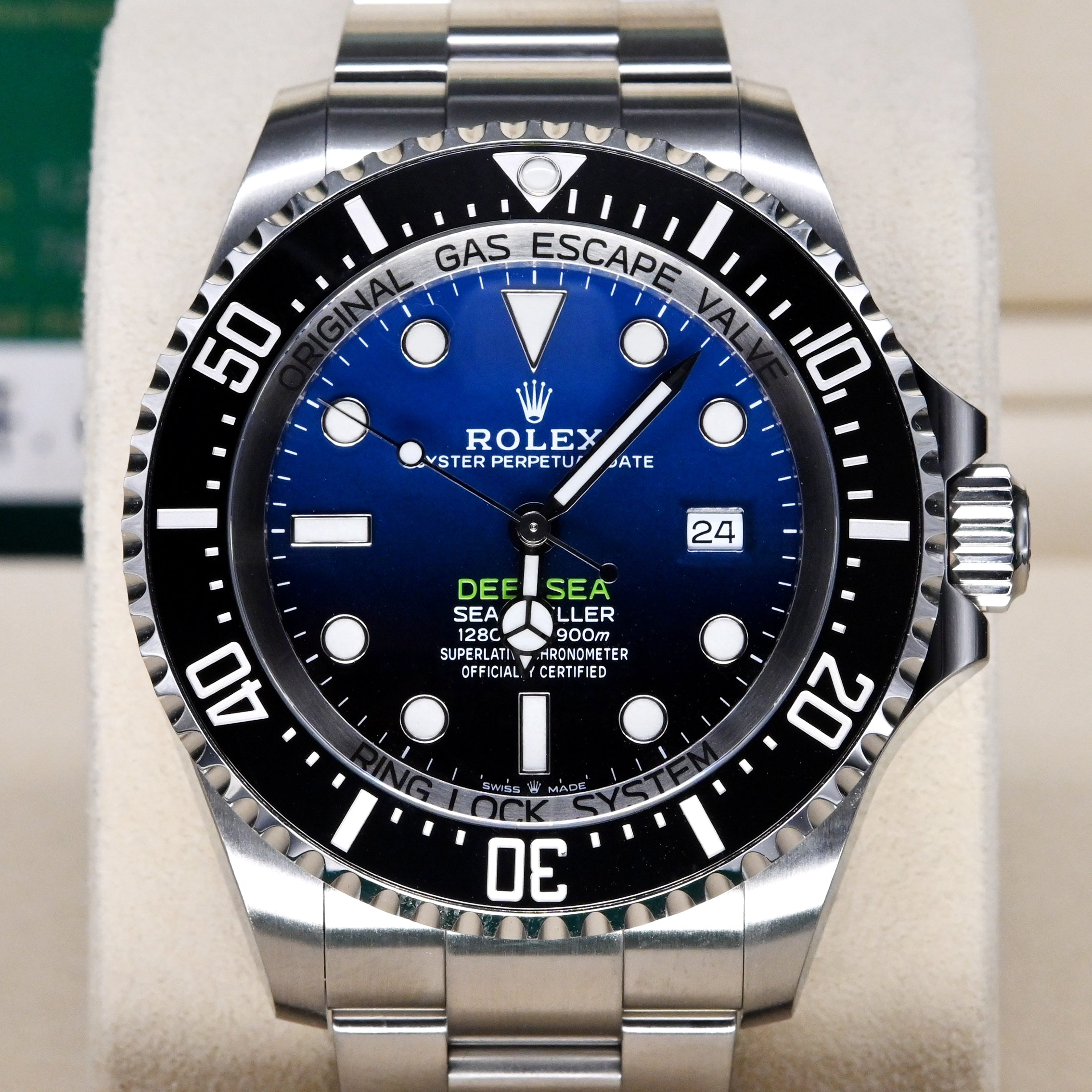 [Pre-Owned Watch] Rolex Deepsea 44mm 126660 D-Blue Dial
