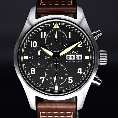 [Brand New Watch] IWC Pilot's Watch Spitfire 41mm IW387903