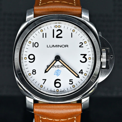 [Pre-Owned Watch] Panerai Luminor Base Logo 3 Days Acciaio 44mm PAM00775