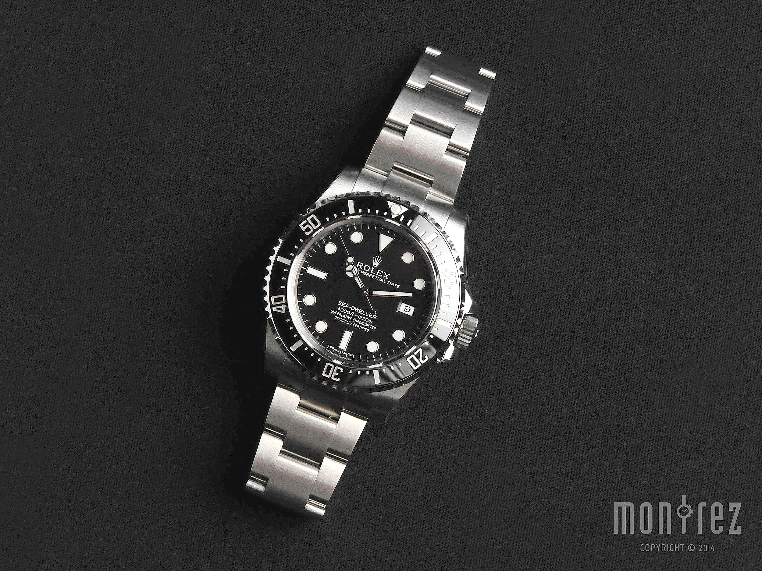 Rolex Sea-Dweller 4000 40mm 116600 (Out of Production)