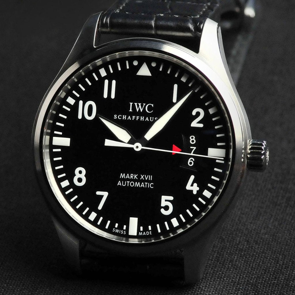 IWC Pilot's Watch Mark XVII 41mm IW326501 (Out of Production)