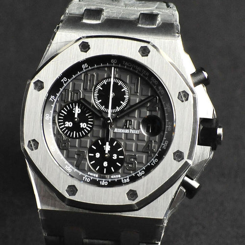 [Brand New Watch] Audemars Piguet Royal Oak Offshore Chronograph 42mm 26470ST.OO.A104CR.01 (Out of Production)