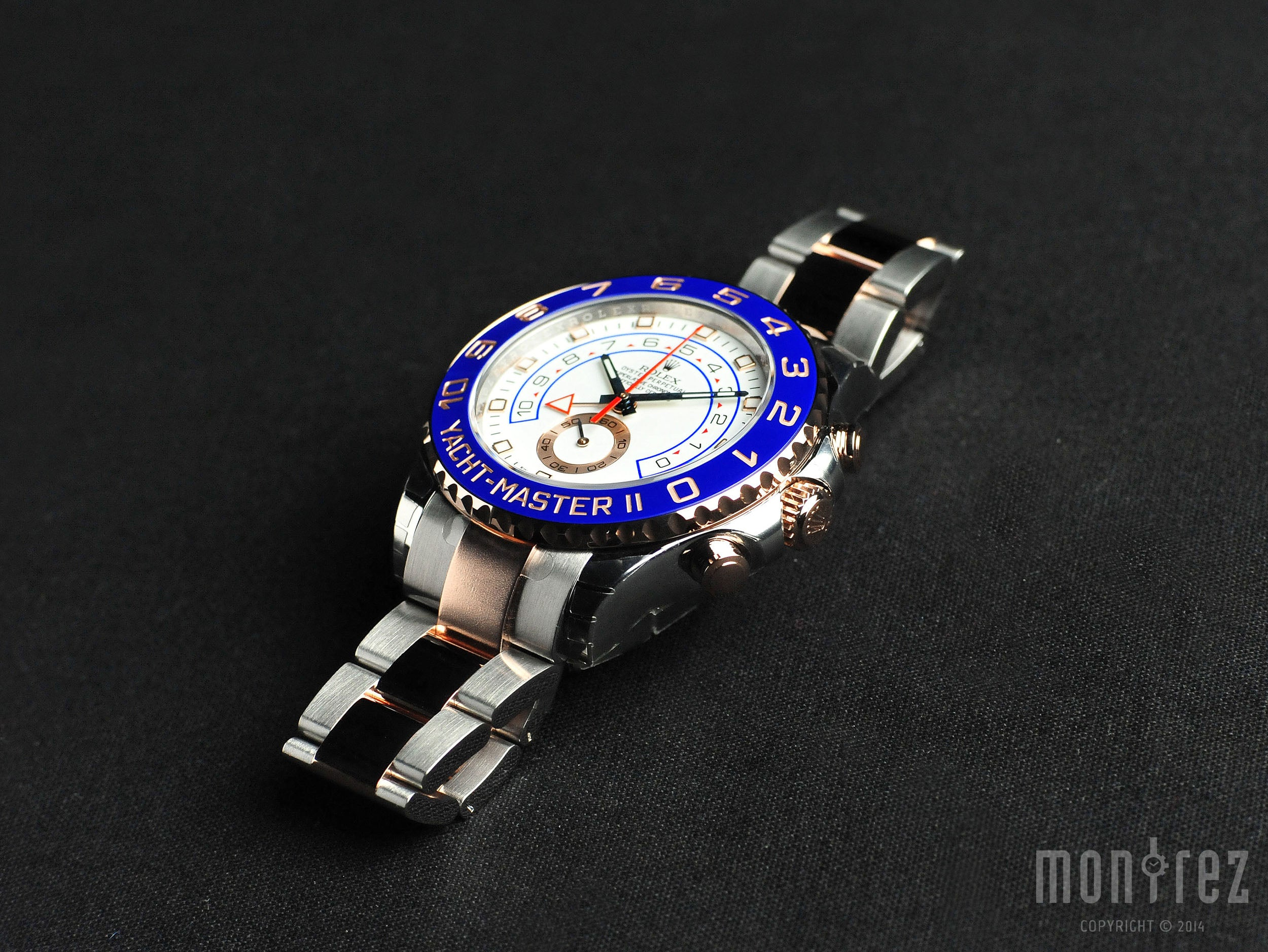 Rolex Yacht-Master II 44mm 116681 (Out of Production)